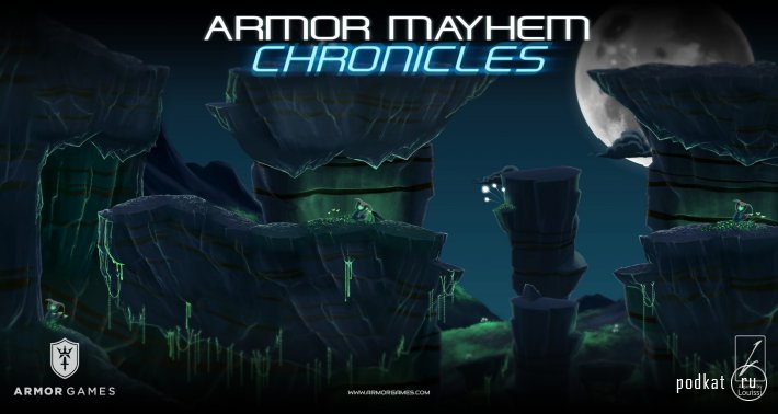 Armor Mayhem Chronicles