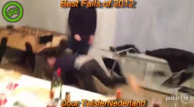 Best fails of 2012 ll TNL