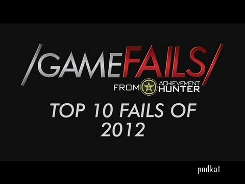 Game Fails: Best 10 Fails of 2012